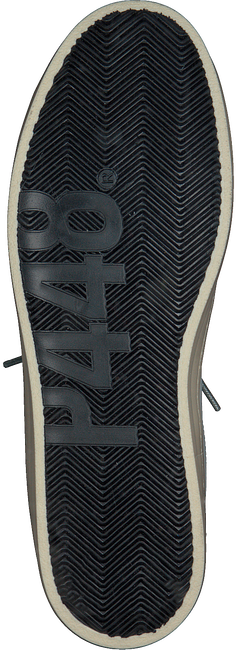 Weiße P448 Sneaker low JOHN WNM  - large