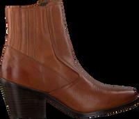 Cognacfarbene RED-RAG Stiefeletten 77094  - medium