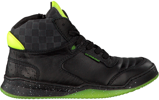 Schwarze VINGINO Sneaker AARON MID - large
