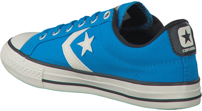 Blaue CONVERSE Sneaker STAR PLAYER OX KIDS - large