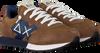 Braune SUN68 Sneaker low BOYS JAKI SOLID PATCH  - small