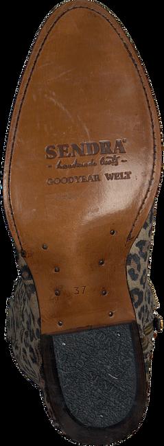 Beige SENDRA Cowboystiefel 11578 - large