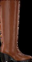 Cognacfarbene VIA VAI Hohe Stiefel BLAKE  - medium