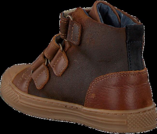 Cognacfarbene KANJERS Sneaker 182-5249VP - large
