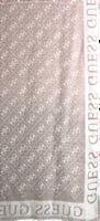 Braune GUESS Schal CATHLEEN JACQUARD SCARF  - medium