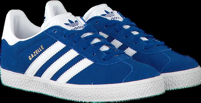 Blaue ADIDAS Sneaker GAZELLE C - large