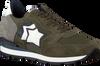 Grüne ATLANTIC STARS Sneaker ANTARES  - small