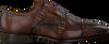 Cognacfarbene MAZZELTOV Business Schuhe 3654  - small