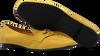 Gelbe TOMMY HILFIGER Ballerinas ESSENTIAL HARDWARE  - small