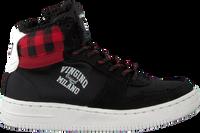 Schwarze VINGINO Sneaker ELIA MID  - medium