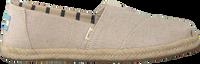 Beige TOMS Espadrilles ALPARGATA 10013508  - medium