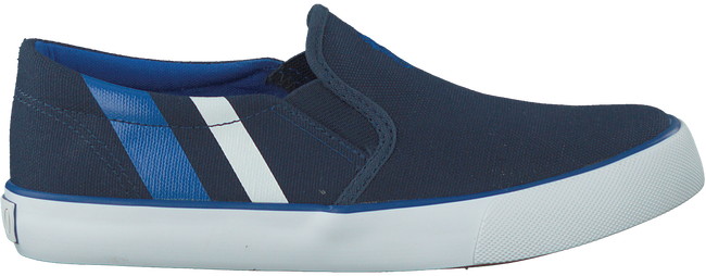 Blaue POLO RALPH LAUREN Slip-on Sneaker PAXON - large
