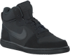 Schwarze NIKE Sneaker COURT BOROUGH MID (KIDS) - small