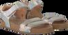 Silberne APPLES & PEARS Sandalen FANNY  - small