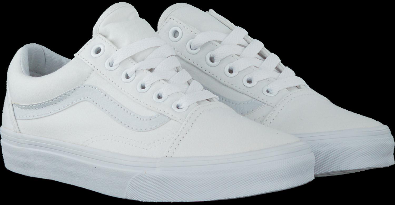Weiße VANS Sneaker OLD SKOOL WMN - Omoda