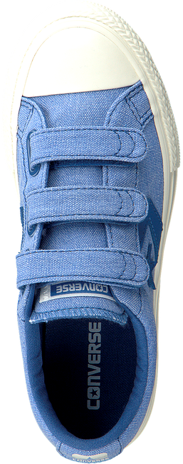 Blaue CONVERSE Sneaker STAR PLAYER EV 3V OX KIDS - large