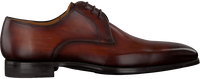 Cognacfarbene MAGNANNI Business Schuhe 22643  - medium