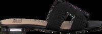 Schwarze BIBI LOU Pantolette 839Z94HG-V20  - medium