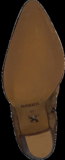 Braune BRONX Stiefeletten NEW-AMERICANA 34150  - large