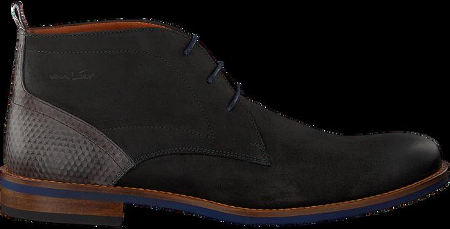 Schwarze VAN LIER Business Schuhe 1955326  - large
