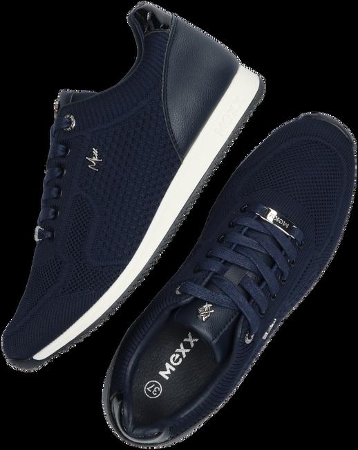 Blaue MEXX Sneaker low GLARE  - large
