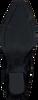 Schwarze BILLI BI Cowboystiefel 3613  - small