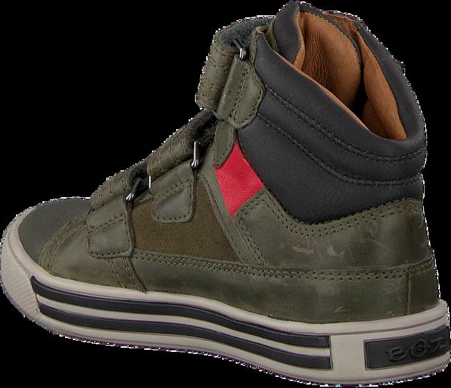 Grüne BRAQEEZ Sneaker DAVEY DAY  - large