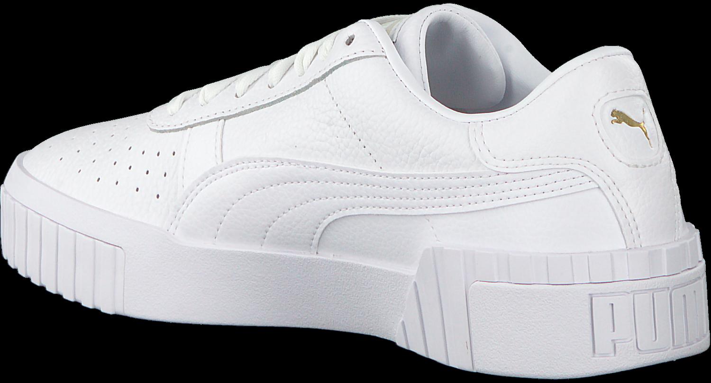Weiße PUMA Sneaker CALI