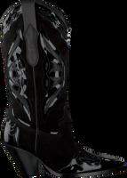 Schwarze TORAL Cowboystiefel 12514  - medium