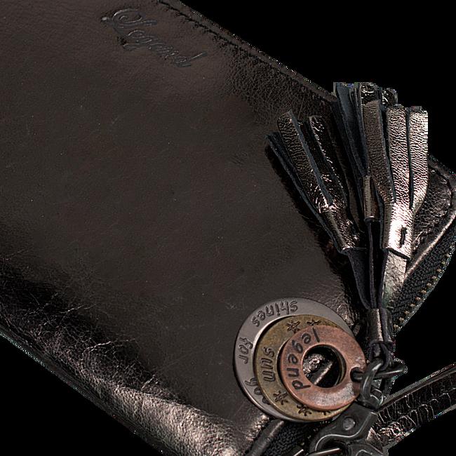 Schwarze LEGEND Portemonnaie JERSEY - large