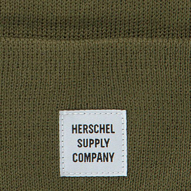 Grüne HERSCHEL Mütze ABBOTT - large
