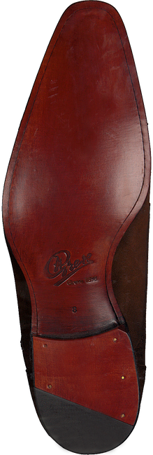 Cognacfarbene GREVE Business Schuhe MAGNUM  - large
