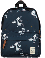 Blaue KIDZROOM Rucksack MAGIC TALES  - medium