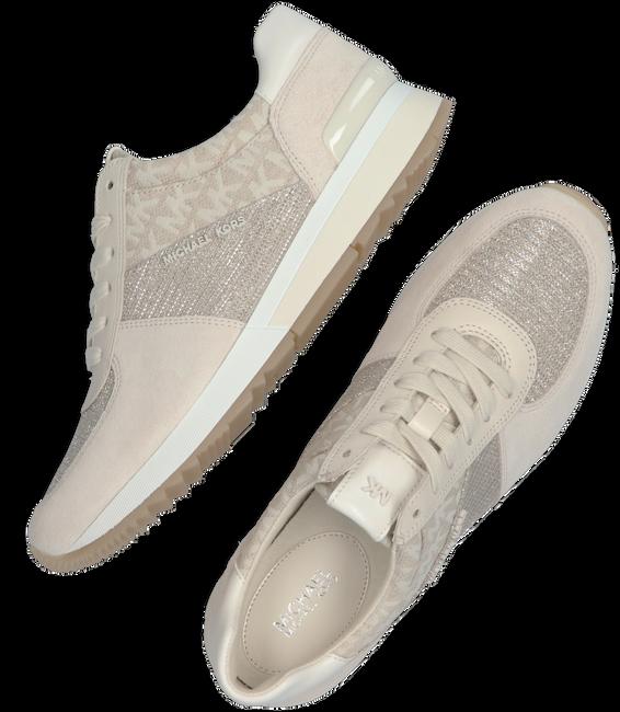 Weiße MICHAEL KORS Sneaker low ALLIE TRAINER  - large