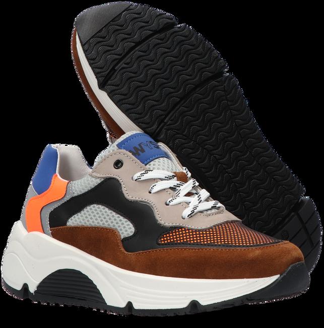 Cognacfarbene WYSH Sneaker low JOEL  - large