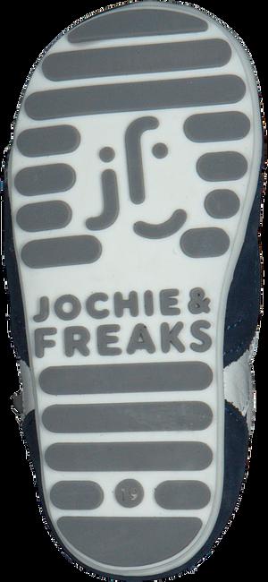 Blaue JOCHIE & FREAKS Babyschuhe 19002  - large