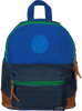 Blaue SHOESME Rucksack BAG9A036  - small