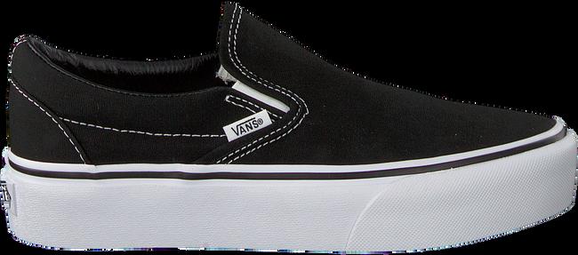 Schwarze VANS Sneaker CLASSIC SLIP-ON  PLATFORM CLAS - large