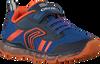 Blaue GEOX Sneaker J9244A  - small