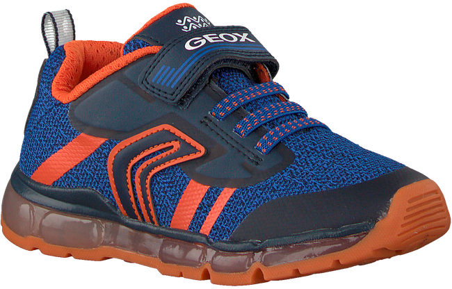 Blaue GEOX Sneaker J9244A  - large