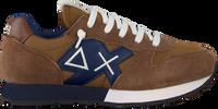 Braune SUN68 Sneaker low BOYS JAKI SOLID PATCH  - medium
