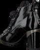 Schwarze HISPANITAS Stiefeletten LINO-7 - small