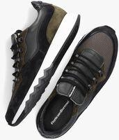 Grüne FLORIS VAN BOMMEL Sneaker low 16393  - medium
