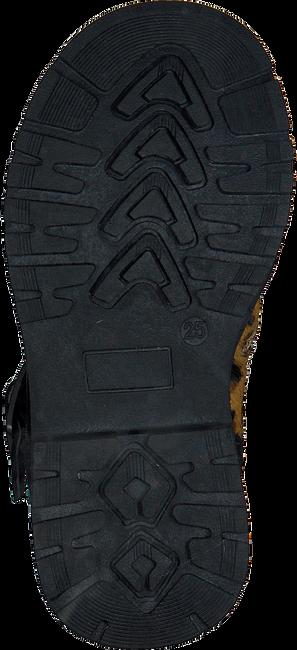 Schwarze BUNNIES JR Biker Boots TINA TROTS - large