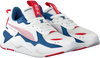 Weiße PUMA Sneaker low RS-X JOY JR  - small