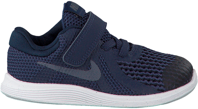 Blaue NIKE Sneaker REVOLUTION 4 (TDV) - large
