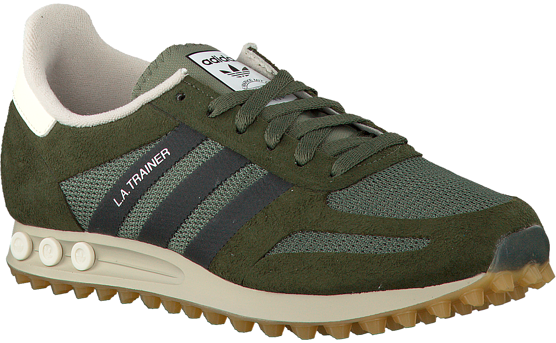 89b878147e0df6 Grüne ADIDAS Sneaker LA TRAINER OG HEREN. ADIDAS. -50%. Previous