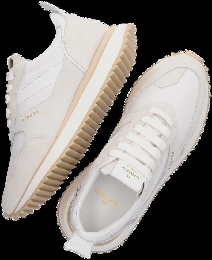 Weiße COPENHAGEN STUDIOS Sneaker low CPH460  - larger