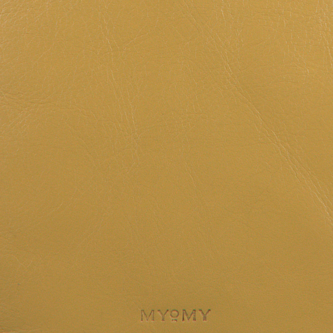 Gelbe MYOMY Rucksack COOKIE BACKBAG  - large
