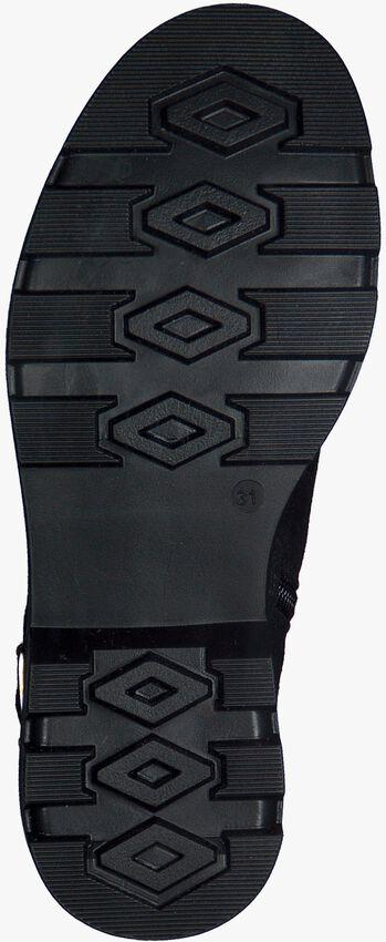 Schwarze OMODA Langschaftstiefel B890 - larger